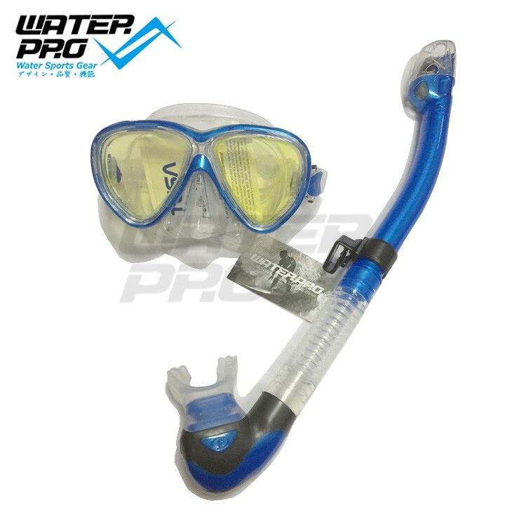 TUSA M211 Դիմակ + SP 0101 Չոր Snorkel Դիմակ Խմիչքի - Ջրային մարզաձեւեր - Լուսանկար 6