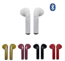 I7 i7s TWS Wireless Headphone in-ear Bluetooth Earphone Earbuds Headset With Mic For Phone iPhone Xiaomi Samsung Huawei LG(China)