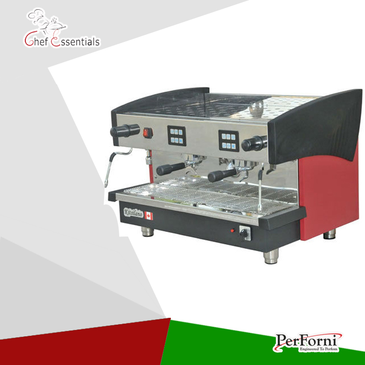 KT-11.2 KITSILANO double versions safe electric heating system coffee making machine for sale