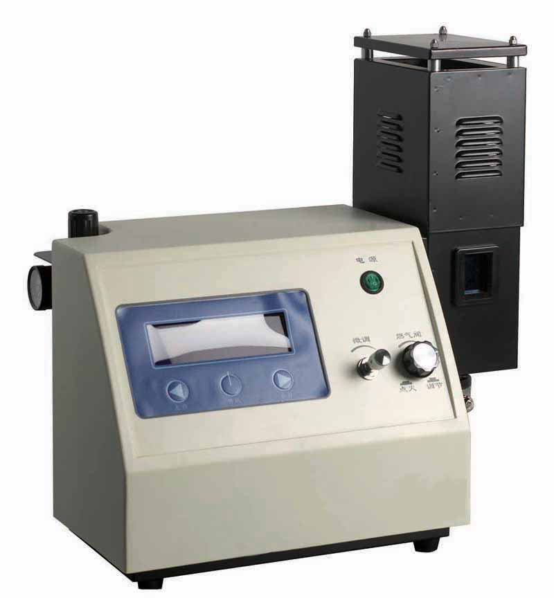 Flame Photometer Photometry K Li Na w/ Air Compressor Printer FP6410