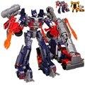 2 estilo optimus prime/bumblebee transformación robots voyager figuras de acción juguetes clásicos para niños juguete clásico regalo de navidad