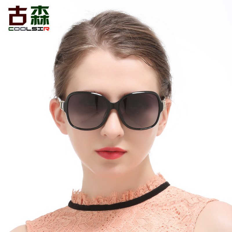 10pcs/lot 2016 New Square Sunglasses Women Big Frame Shades Gradient Sun Glasses Oculos De Sol Feminino Lentes