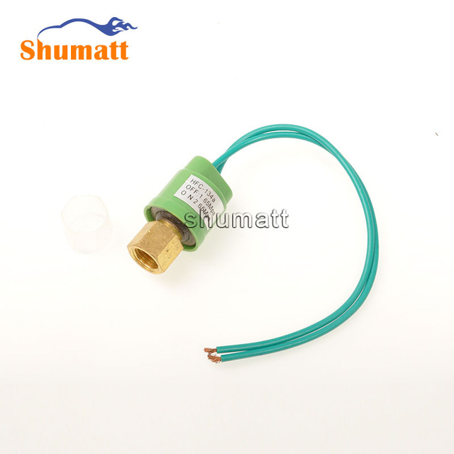 US $41 4 8% OFF|Bus Air Conditioner High Pressure Sensor Green Normally  Open Switch for Airconditioning HFC 134A Pressure OFF 1 65Mpa ON 2 65Mpa-in
