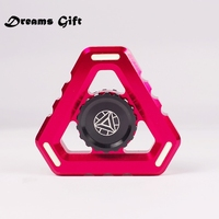 New Torqbar Fidget Spinner Hand Spinners Metal EDC Red Figet Spiner Luminous Antistress King Kong Finger