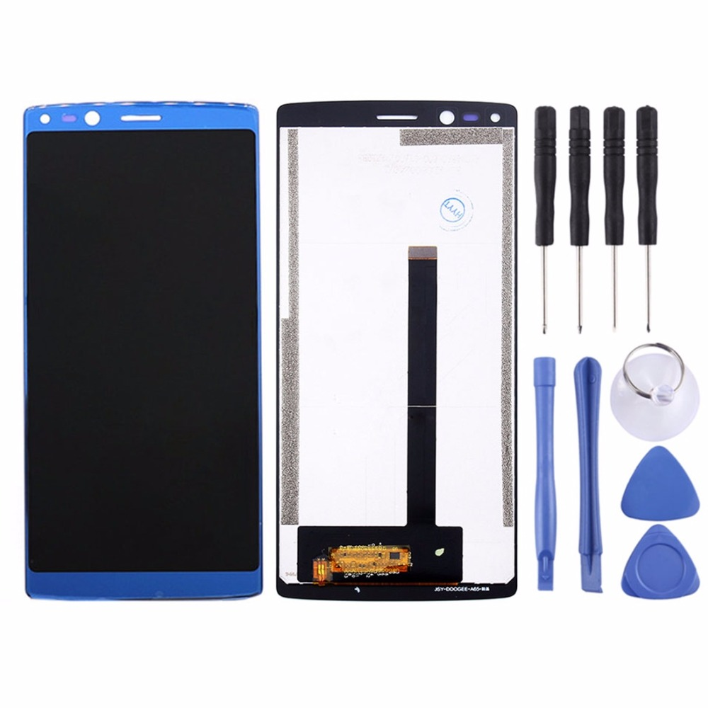 LCD Screen and Digitizer Full Assembly for Doogee MIX 2LCD Screen and Digitizer Full Assembly for Doogee MIX 2