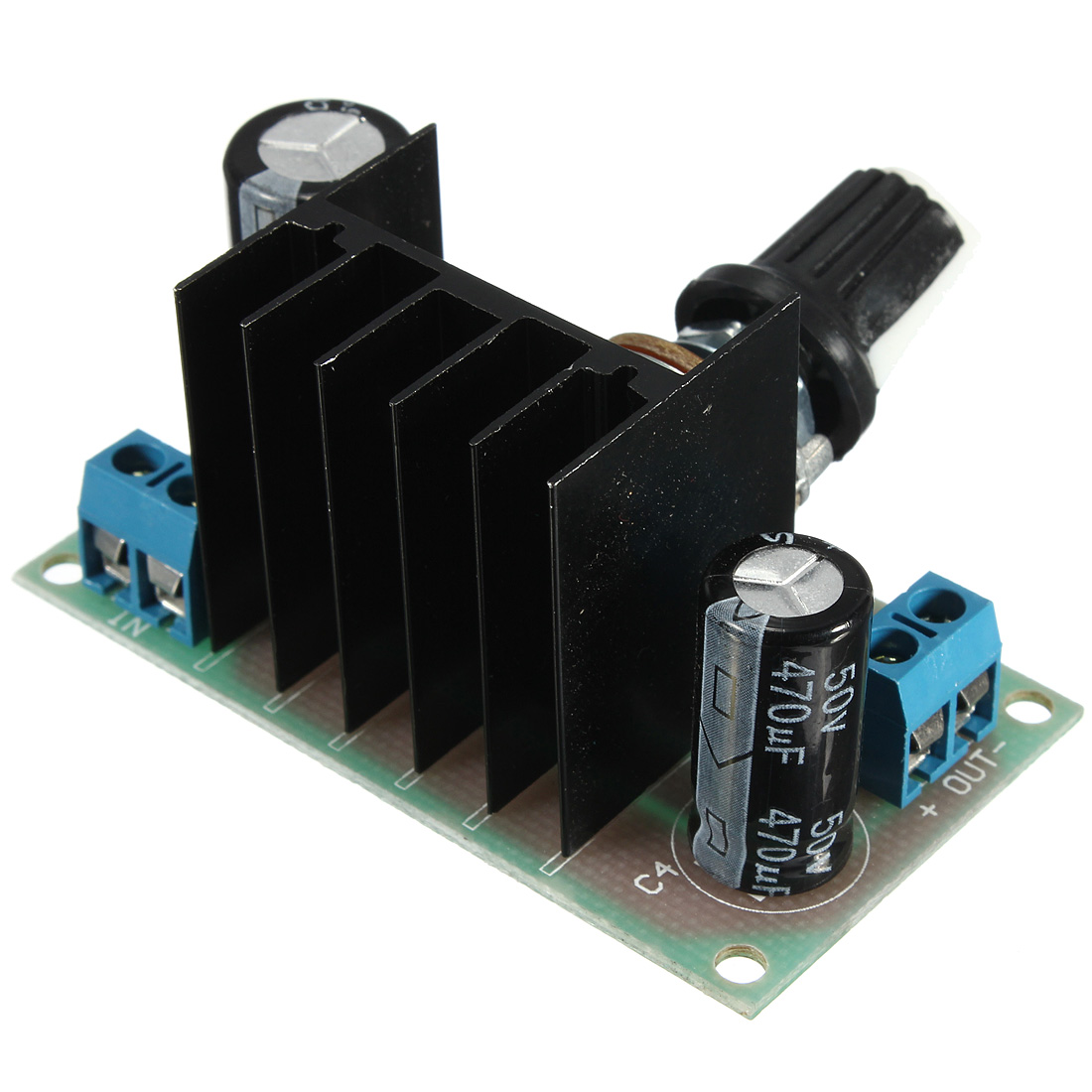 Hot Sale Electronic Circuit Board Dc Ac To Lm317 Power Continuous Understanding This Led Driver Electrical Engineering Adjustable Voltage Regulator 125v 37v Usa In Integrated Circuits From