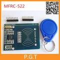 1 шт. MFRC-522 RC522 RFID СК РФ датчик карта модуль для отправки карты Fudan, rf-модуль брелок для arduino