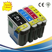 Картриджи с чернилами для HP 10 11 XL HP 10XL 10XL 11XL HP 10 HP 11 Бизнес струйный 2250tn 2280 2280tn 2300 2300n 2300DTN 2600 printe