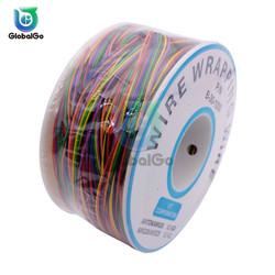B-30-1000 280m Electronic Conductor Wire Connector 30AWG Wrapping Wire Tin Plated Copper Cable Breadboard Jumper Line