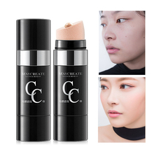 30ml CC Concealer Stick Foundation Whitening Contour Face Concealer Cream Professional Makeup Primer Moisturizer Hide Blemish цена
