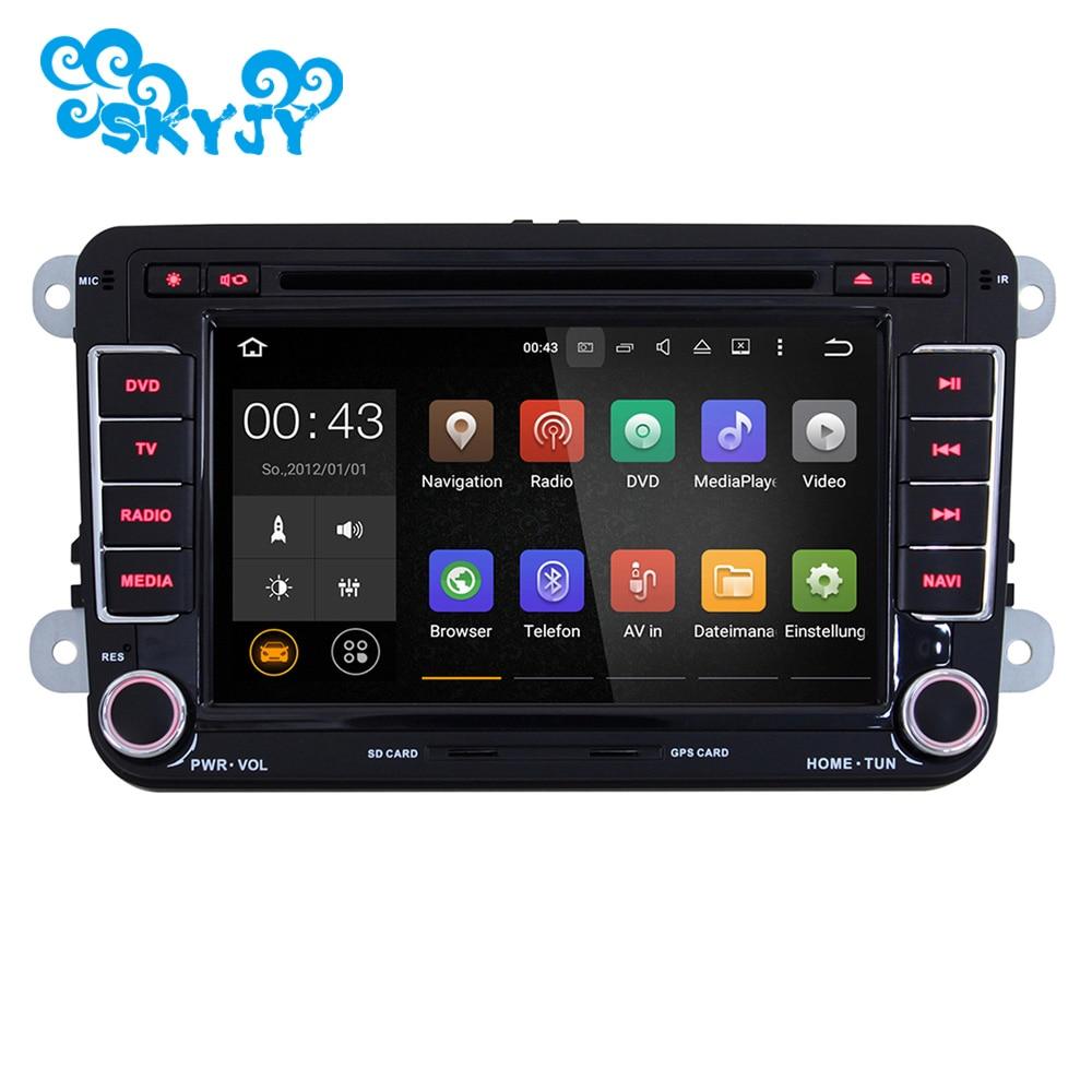 7 car dvd player gps navigation radio audio for. Black Bedroom Furniture Sets. Home Design Ideas