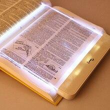 LED reading lamp eye flat reading lamp night reading light night student night reading artifact Christmas gift