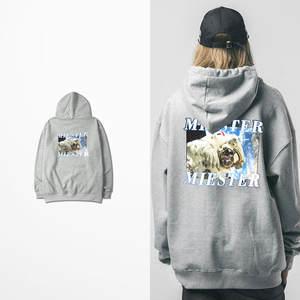 9f078390d4807 HEYBIG Print Sweatshirt Hooded Women Mens Hoodies