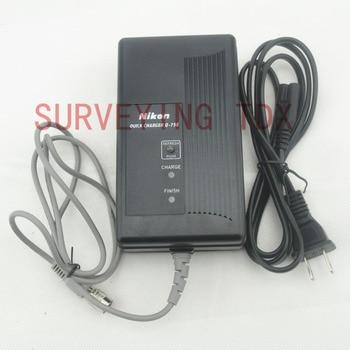 ニコントータルステーションの充電器のための新しい4ピンの充電器、あなたはBC  -  60を充電することができます。 BC-65;  BC-75;  BC-80バッテリーТахеометр