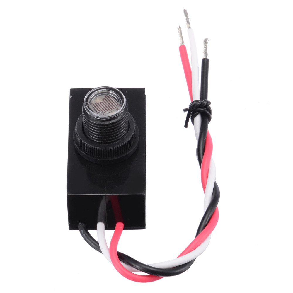eye photocell wiring jl 103a flush mount dusk dawn button photoelectric switch ... 240 vac photocell wiring diagram