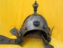 Chinese Ancient General's Helmets