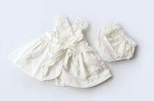 2016 nouveaux modèles stock bébé fille vêtements infantile pricess dentelle tissu de ruche avec bloomer vêtements ensemble barboteuse ensemble pour bébé filles