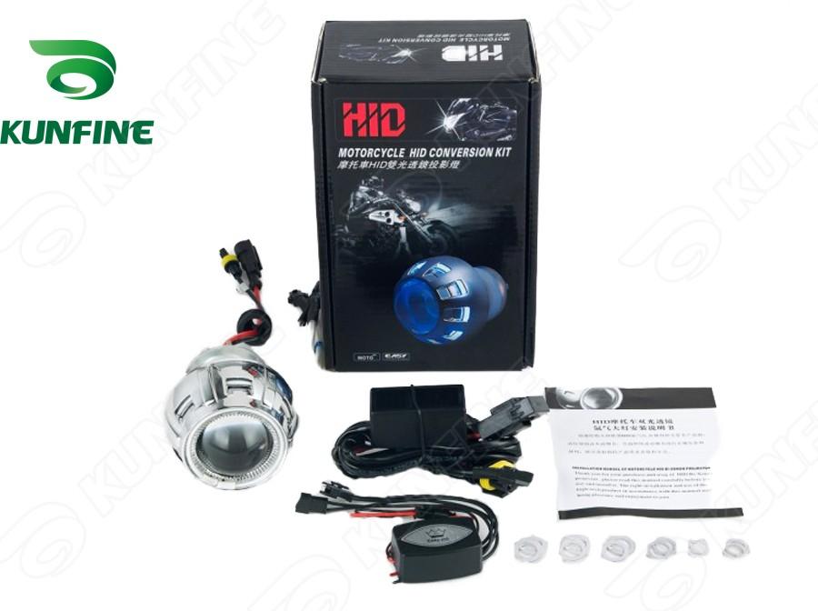 Motorcycle Bi Xenon Projector lens KF-K1040 -C