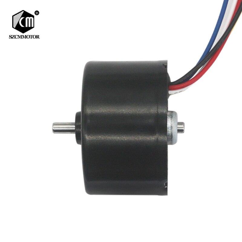 BLDC Micro Motor 0-5v PWM Adajust Speed CW/CCW Brake Brushless Motor fq777 fq11 cw motor