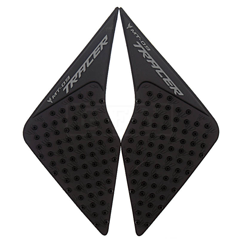 For Yamaha MT09 Tracer 2015 2016 2017 MT-09 MT 09 Protector Anti slip Tank Pad Sticker Gas Knee Grip Traction Side 3M Decal