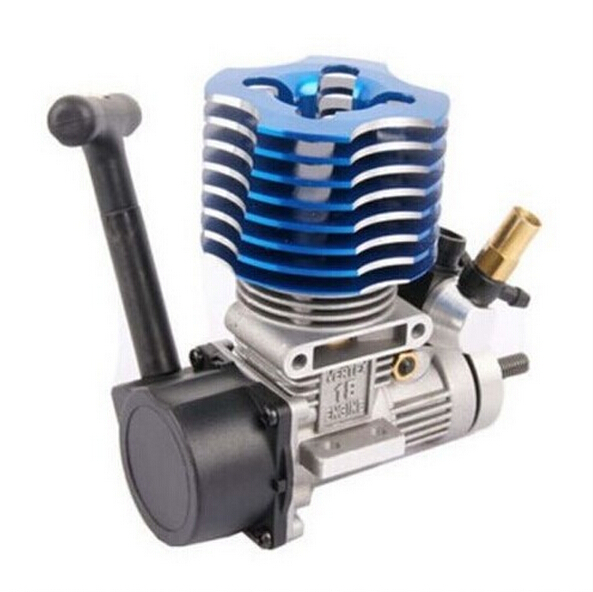 VX 18CXP Vertex 18 Engine Nitro Power 2.74cc With Pull Starter for 1/10 1/8 RC Model Car Buggy HSP Himoto hsp 02024 differential diff gear complete 38t for 1 10 rc model car spare parts fit buggy monster