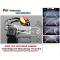 Para volkswagen vw lupo 2005 ~ 2011 faixas inteligentes chip de câmera/ccd hd câmera de visão traseira do carro de estacionamento inteligente dinâmica