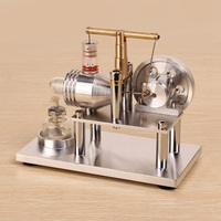 New Arrival Balance Stirling Engine Model External Combustion Engine model hobby birthday gift Toys