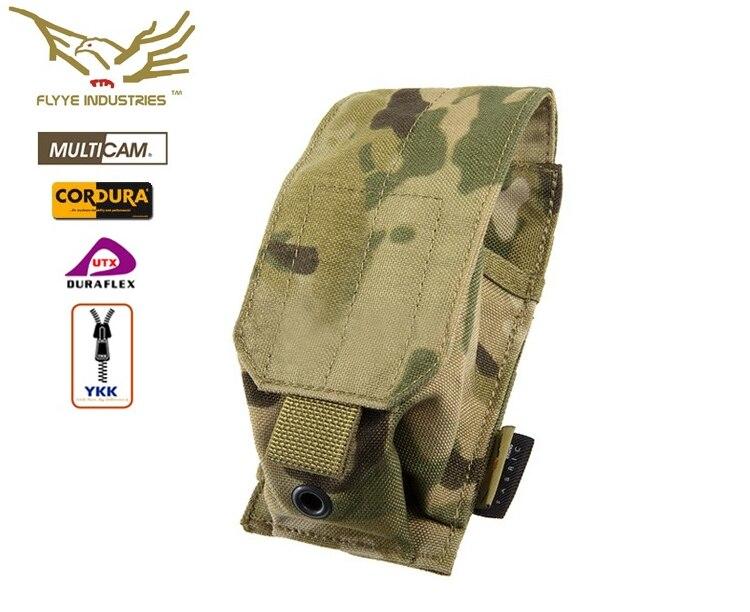 FLYYE  MOLLE Smoke Grenade Pouch CORDURA PH-G003