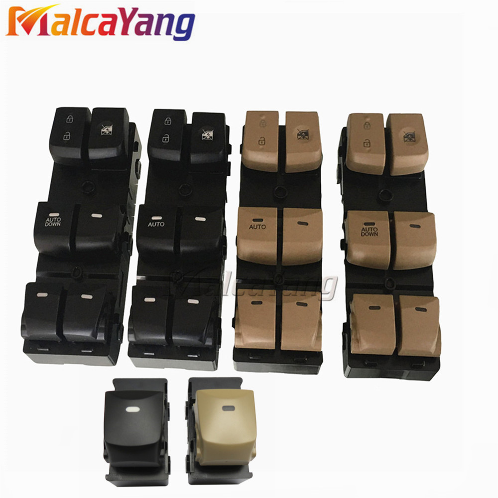 For Hyundai 2012 2013 2014 2015 2016 Elantra Lang Move Driver Side Front Window Control Switch New image