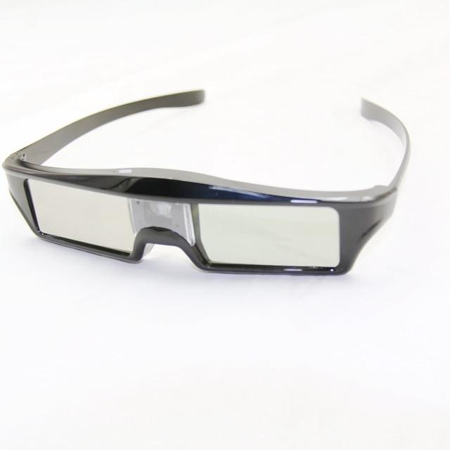 Active 3D Затвора Очки V1 Аккумуляторная 3d-очки Для DLP Link Проектор Mitsubishi Samsung Acer BenQ Dell Vivitek NEC Sharp