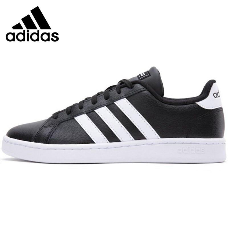 | adidas Men's Grand Court Sneaker | Fashion Sneakers
