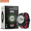 1xwatch smart watch deporte al aire libre a prueba de polvo a prueba de agua noche visible podómetro sleep monitor de app para android bluetooth 4.0/ios
