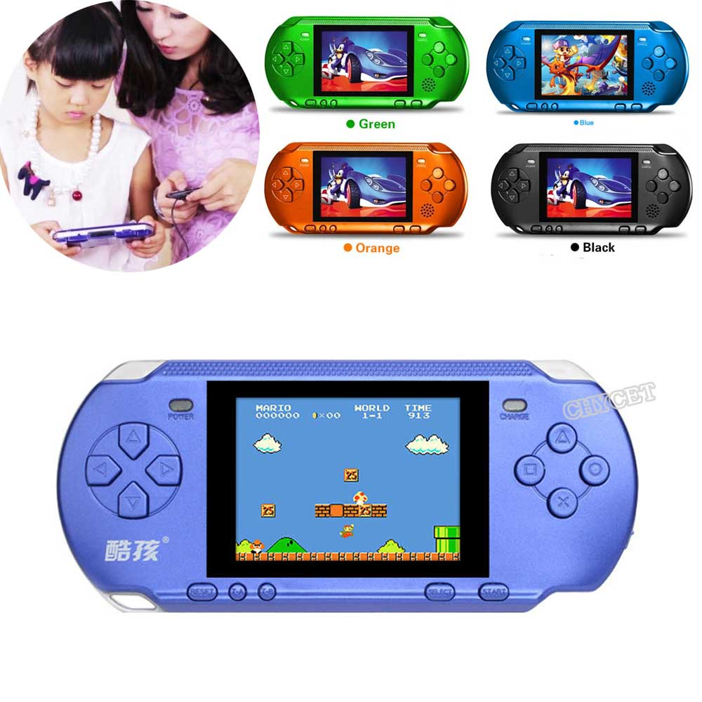 Handheld coloring games for toddlers - 3 2 Inch Lcd Color Screen Handheld Game Player 318 Classic Retro Fc Games Best Gift To