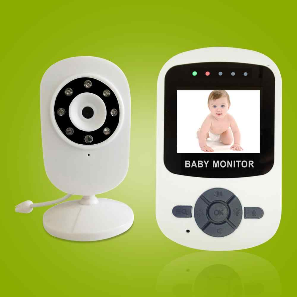 2019 Long Range Lullabies Video Baby Monitor with Infrared Night Vision,Two Way Talk Baby Camera With Room Temperature Display