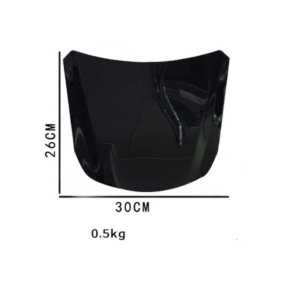 Image 4 - Car Bonnet Plating Film Display Model 30*26cm Mini Hood Shape For Car Painting & Glass Coating Display MO 179G-in Car Stickers from Automobiles & Motorcycles