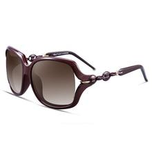 Women Polarized Sunglasses Round Frame Glasses Driving Goggles Vintage Classic Fashion 2019
