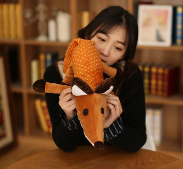 1pcs Movie Le Petit Prince Little The Prince And The Fox Stuffed Animals Plush Toys Doll Stuffed Education Toys Kids Gift