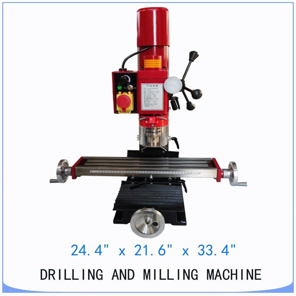 mini mill drill 9512 mini milling drilling machine 16mm