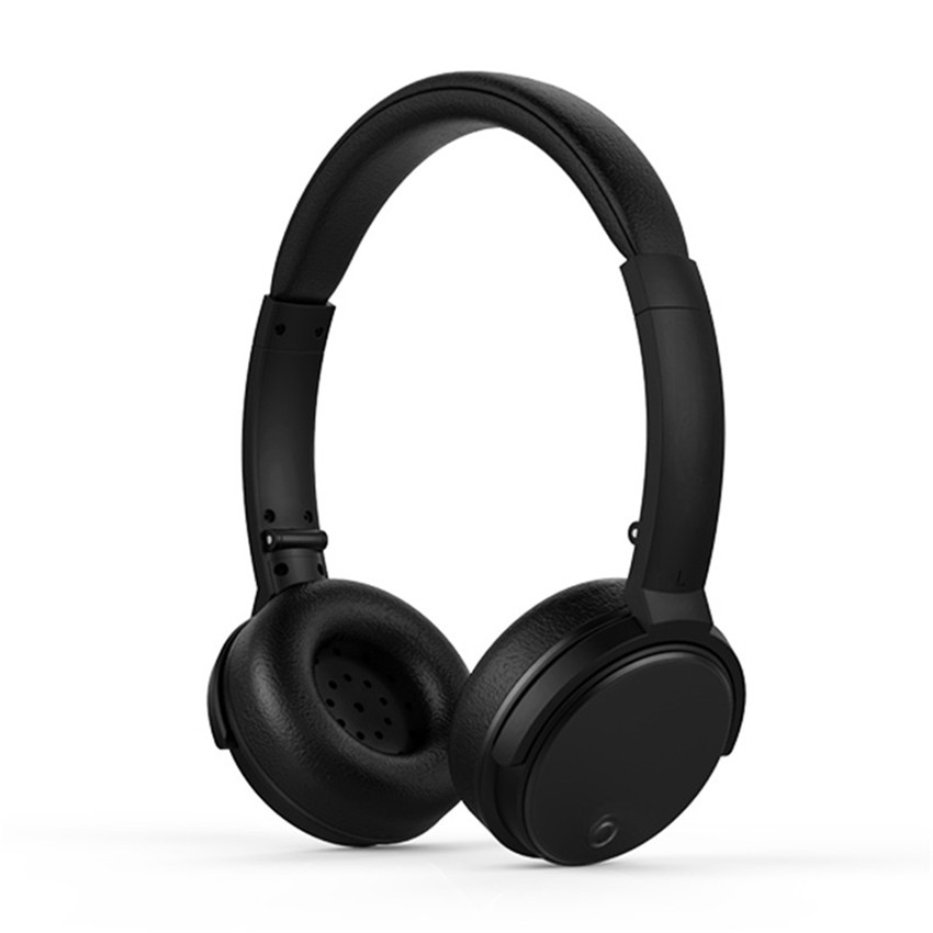 Headphones, with Microphone and Volume Control for Travel, Work, Sport , Foldable Headset for Iphone and Android Devices