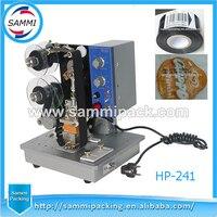 Gratis Verzending  100% Garantie Lint Hot Stampping Codering machine  batchnummer  datum code printer  datum stempel machine  dater