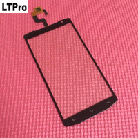 TOP Quality Tested Well Black K10000 Touch Screen Digitizer Glass Sensor For Oukitel K10000 Smart Phone