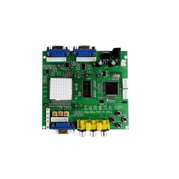 GAME Converter CGA/RGB/YUV/EGA to VGA GBS ...