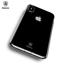 Baseus Simple Series Case for iPhone X/Xs