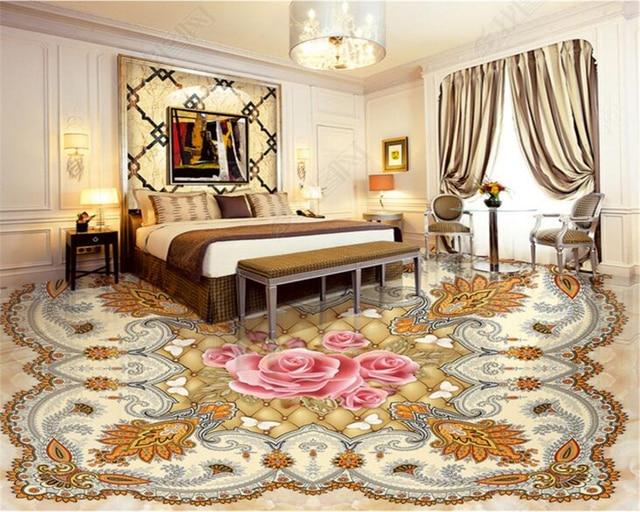 Beibehang zelfklevend behang thuis woonkamer vloer decoratie