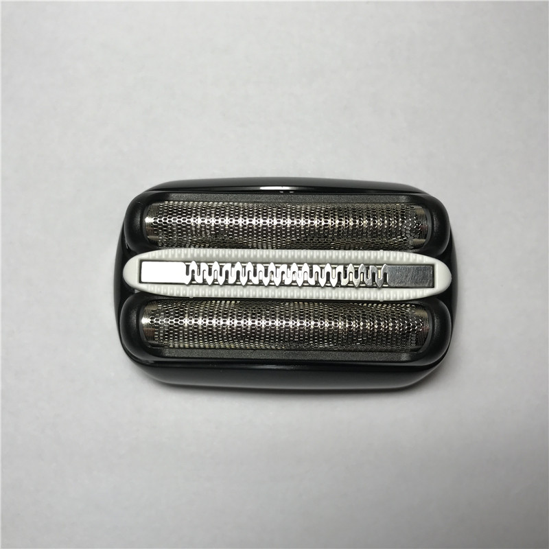 Pour Série 3 Feuille et Tête De Coupe 32B Cassette 350CC 340 330 330 S 320 S 300 320S-3 330S-4 340S-5 350CC 350CC-4 Rasoir rasoir