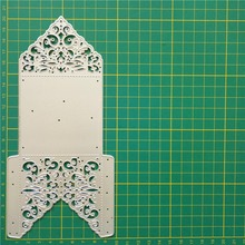 Lace Envelope Metal Cutting Dies for Scrapbooking