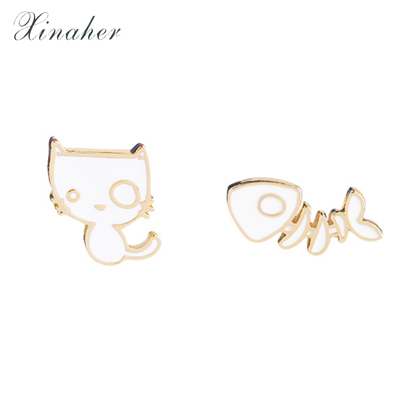 Home & Garden Xinaher 1pc Cartoon Fat Cat Metal Badge Brooch Button Pins Denim Jacket Pin Jewelry Decoration Badge For Clothes Lapel Pins