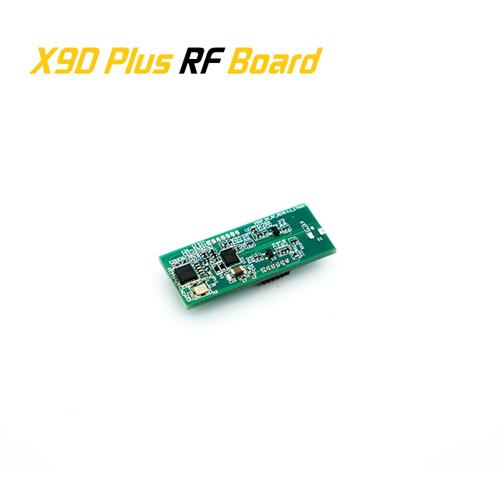 FrSky Taranis X9D Plus internal XJT module Replacement RF board