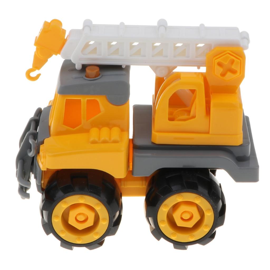 Building Take Apart Engineering Car Toys Vehicles