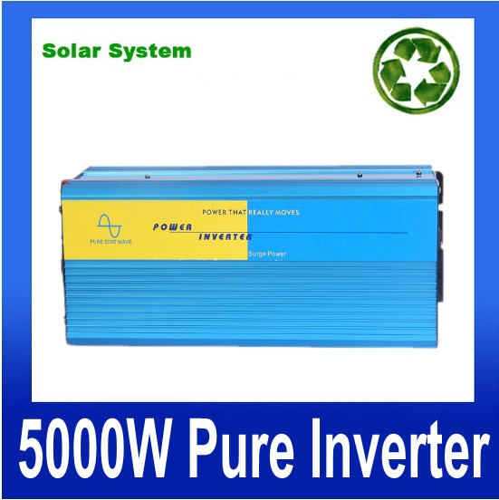 5000w onduleur a onde sinusoidale DC 12V TO AC220V Off Grid inverter 5000W pure sine wave EMS DHL FREE SHIPPING dhl ems dias automation 64 245001 rev a multifunctional board a1